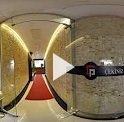 Pansiyonumuzun giriş bölümünün 360 derece görüntüsü